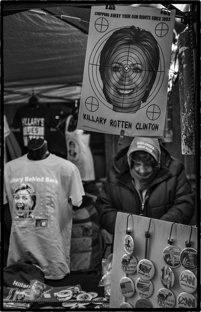 John Partipilo Photography Nashville Trump Rally and Protest Photojournalism 13