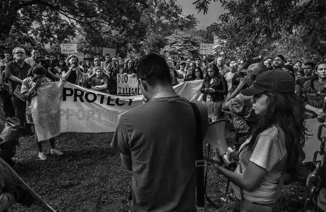 DACA Dream Act March Nashville John Partipilo Photography