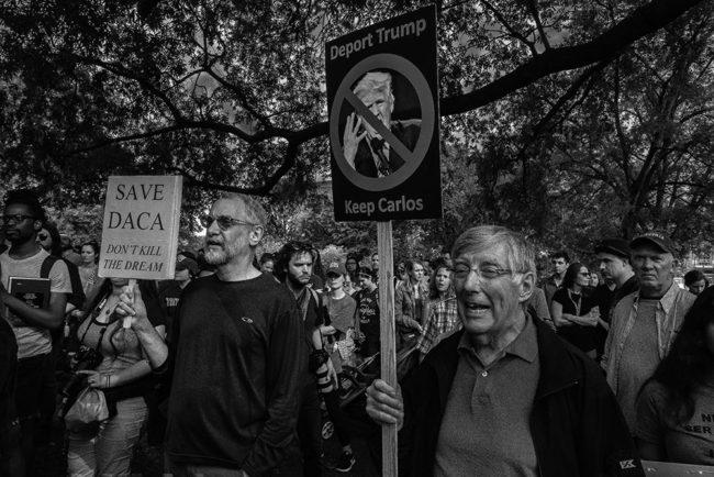 DACA Dream Act March Nashville John Partipilo Photography