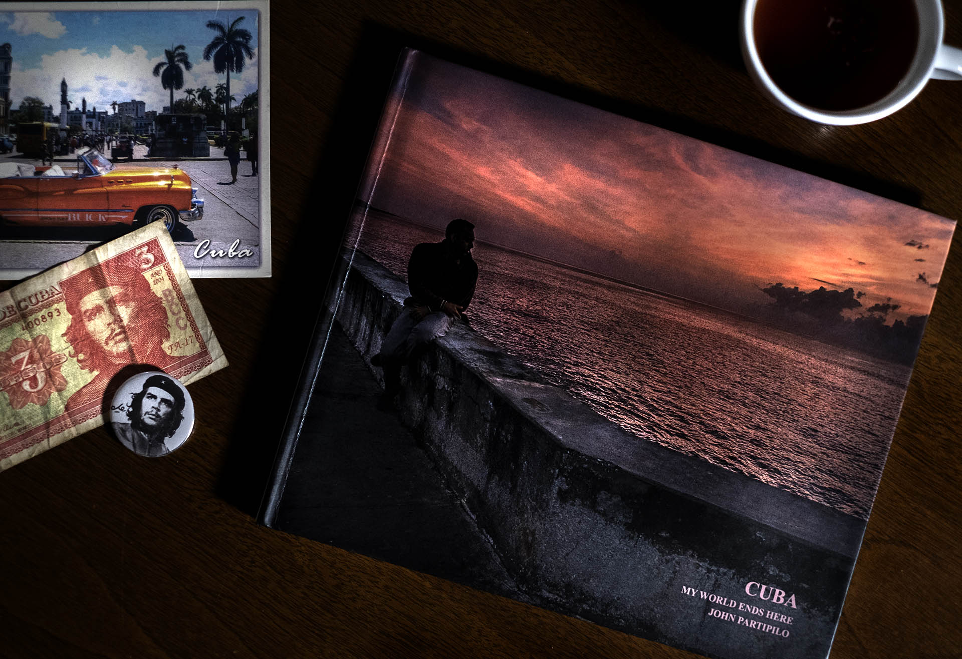 John Partipilo Photography Cuba Photo Essay Book