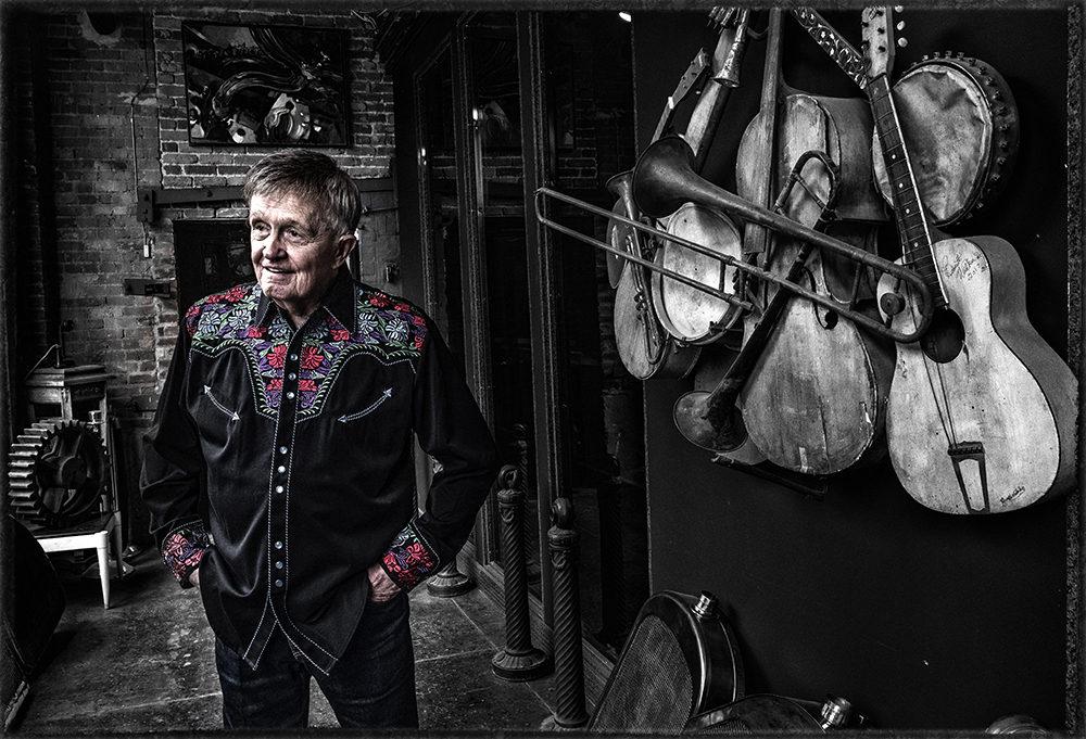 Bill Anderson Album cover_John Partipilo